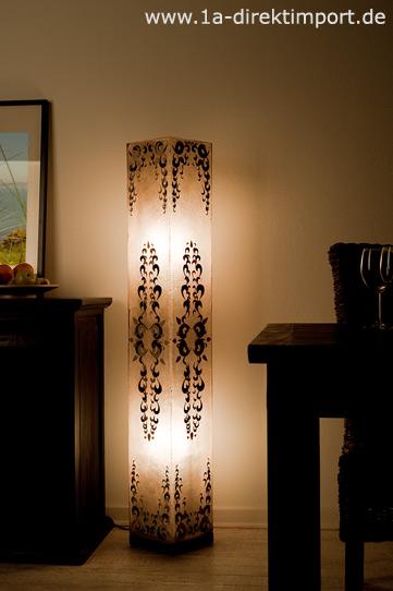 einzigartige stehlampe leuchten lampen stehlampen modern. Black Bedroom Furniture Sets. Home Design Ideas