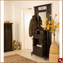 garderobe kolonial preisvergleiche erfahrungsberichte. Black Bedroom Furniture Sets. Home Design Ideas