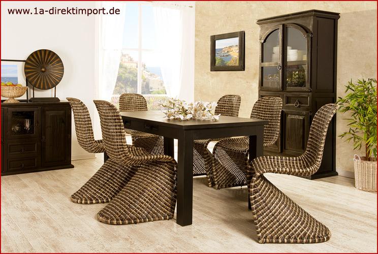 Loom Esszimmerstühle mit perfekt design für ihr wohnideen