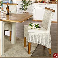 stuhl weiss rattan preisvergleiche erfahrungsberichte und kauf bei nextag. Black Bedroom Furniture Sets. Home Design Ideas