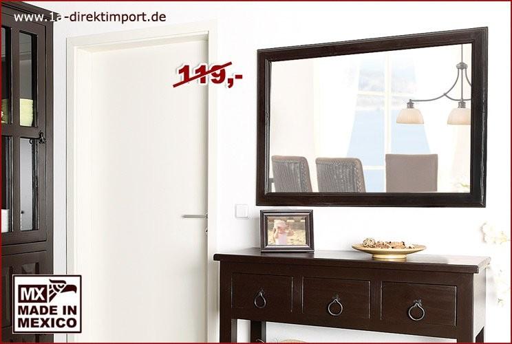 Wandspiegel 105x75cm