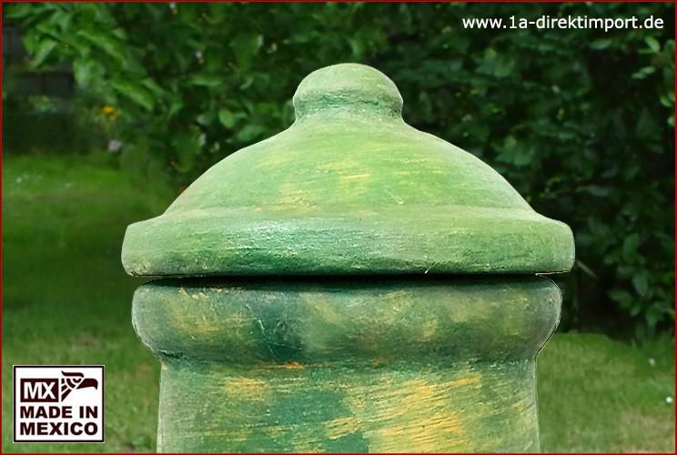 Ofendeckel für Acapulco grün