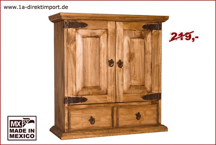 Hängeschrank - 2 Türen, 2 Schübe