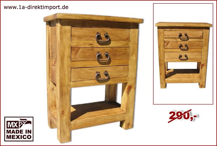 Telefontisch - 3 Schubladen