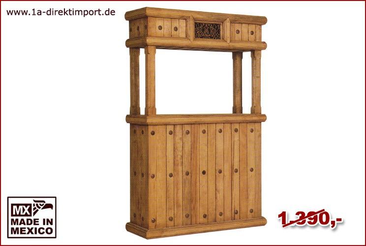 Bar - 1 Schublade, Weinablagen