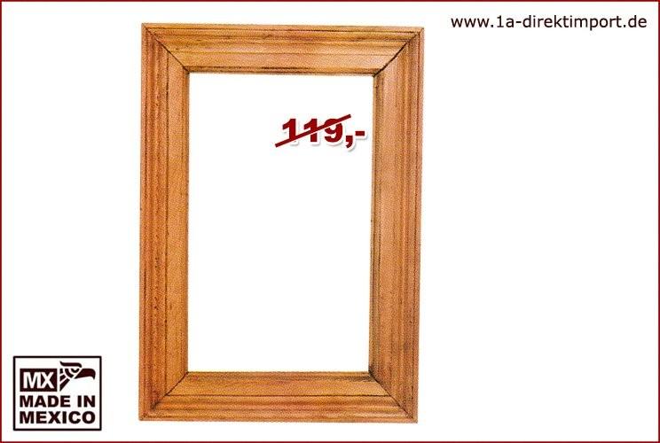 Wandspiegel 84x60cm