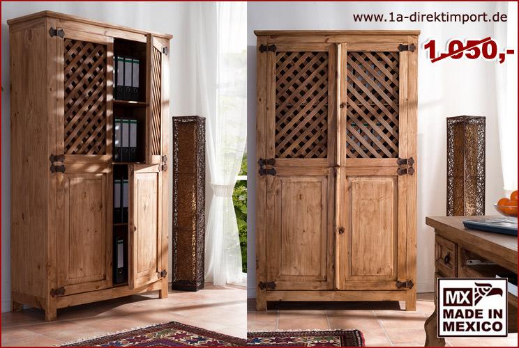 wunderbar mediterrane schr nke fotos die kinderzimmer design ideen. Black Bedroom Furniture Sets. Home Design Ideas