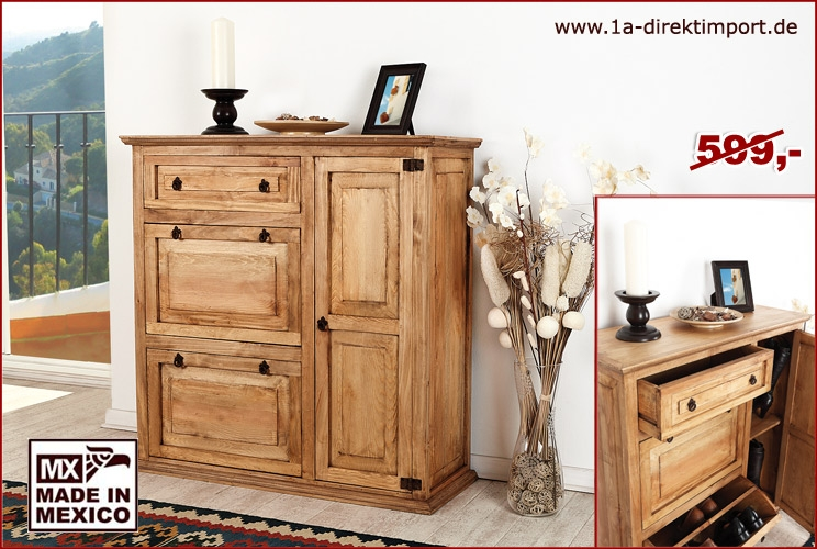 schuhschrank stiefelschrank 1a direktimport. Black Bedroom Furniture Sets. Home Design Ideas