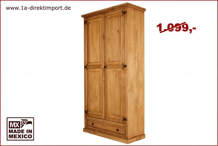 Schuhschrank - 2 Türen, 1 Schub