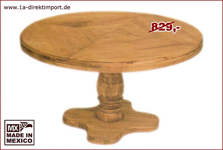 Esstisch - Rund, 120cm