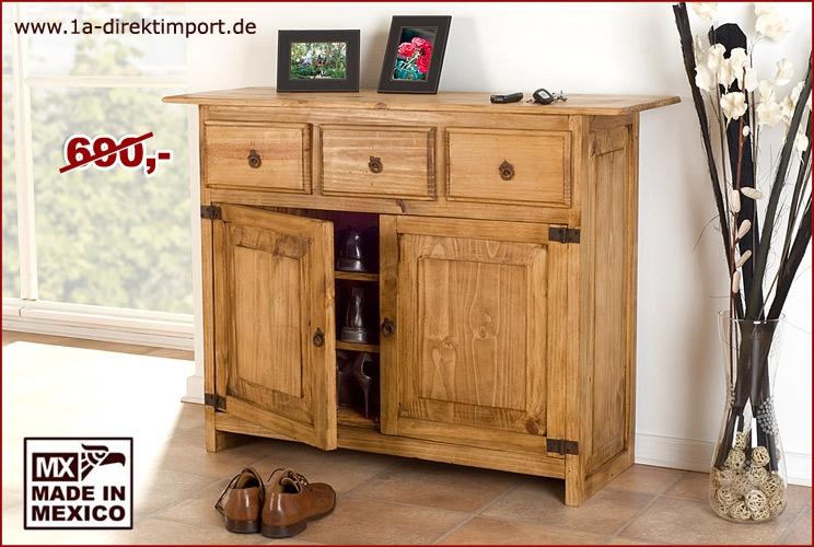 Schuhschrank II - 3 Schübe