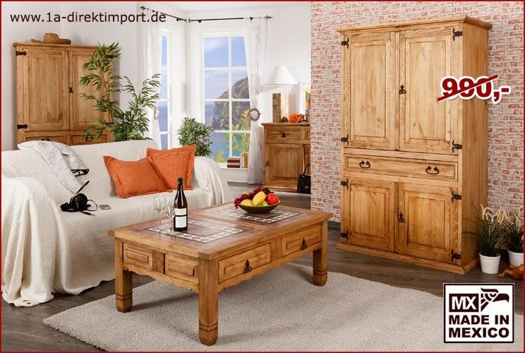 TV-Schrank - 4 Türen, 1 Schublade