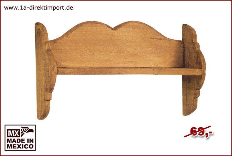 Wandregal/Bücherboard, 50cm