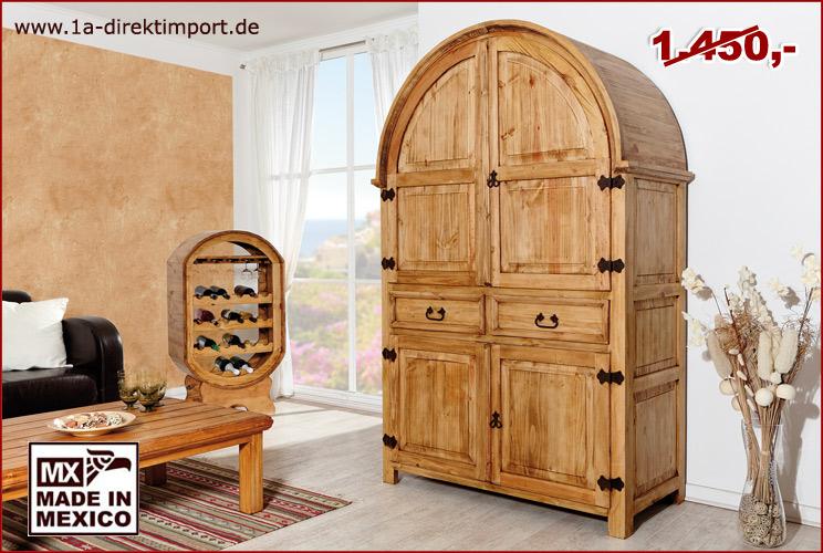 original mexico xxl schrank kleiderschrank tv schrank 1a direktimport. Black Bedroom Furniture Sets. Home Design Ideas