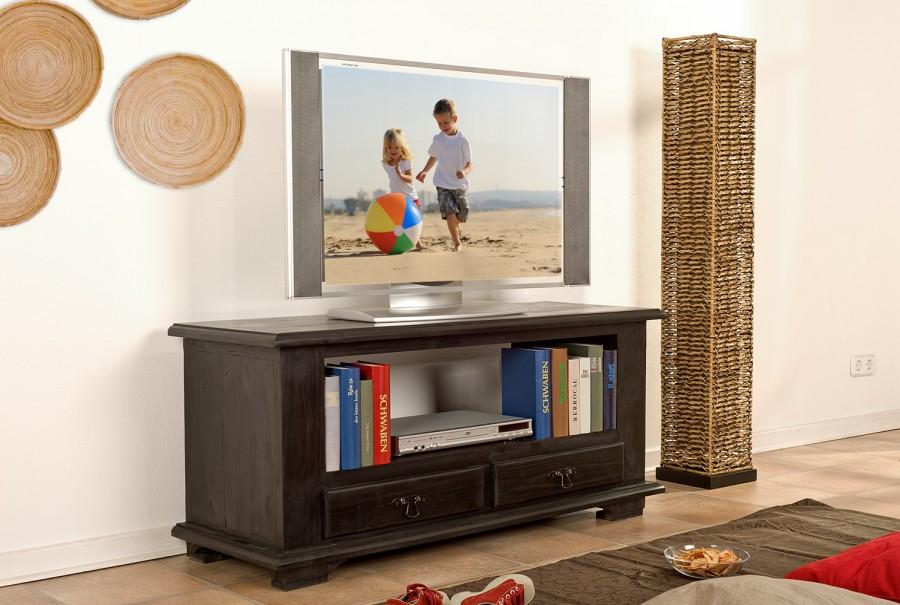 TV-Kommode - 2 Schubladen