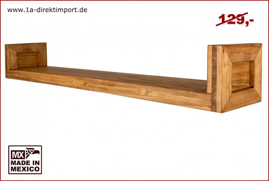 Wandregal/Bücherboard, 120cm