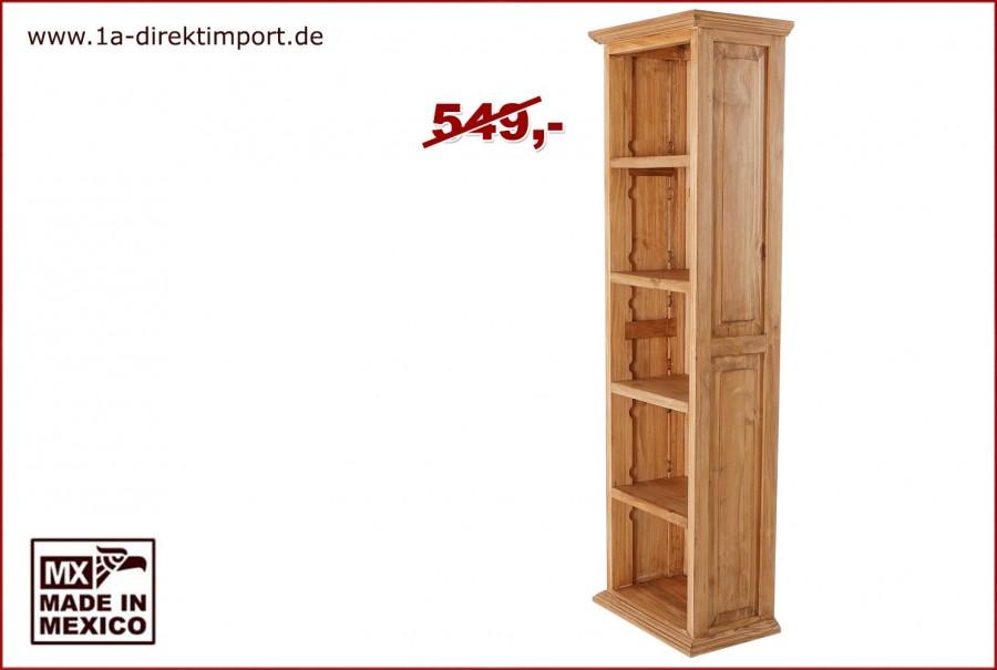 Bücherregal, klein - 4 Böden